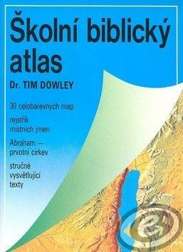Česká biblická společnost Školní biblický atlas cena od 0,00 €