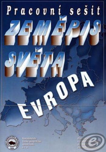 Česká geografická společnost Zeměpis světa Evropa cena od 2,71 €