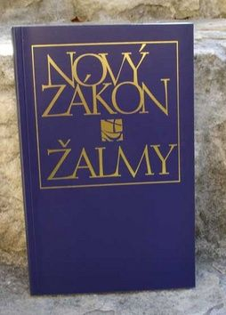 Česká biblická společnost Nový zákon Žalmy cena od 0,00 €