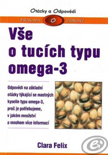 Pragma Vše o tucích typu omega - 3 cena od 1,36 €