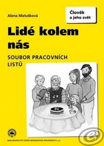 Česká geografická společnost Lidé kolem nás Pracovní sešit cena od 0,00 €