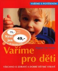 CESTY Vaříme pro děti cena od 0,00 €