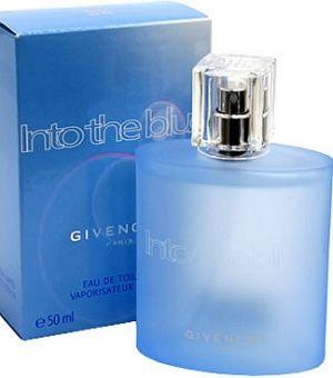 Givenchy Into the Blue 50ml cena od 0,00 €