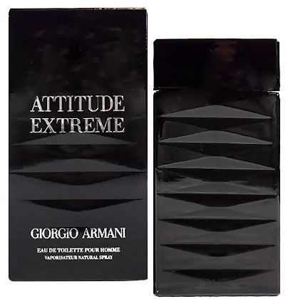 Giorgio Armani Attitude Extreme 30ml cena od 0,00 €
