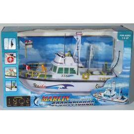 MAC TOYS Rybářská loď B/O