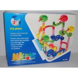 MAC TOYS Kuličková dráha Mac Toys 105 dílů