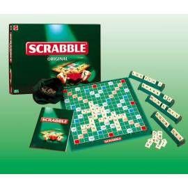 MATTEL Hra Scrabble Mattel Originál - Slovenština