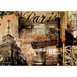 RAVENSBURGER Nostalgická Paříž 1000d
