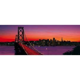 RAVENSBURGER San Francisco panor 1000d