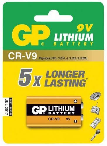 GP 9V CR-V9 lithiová