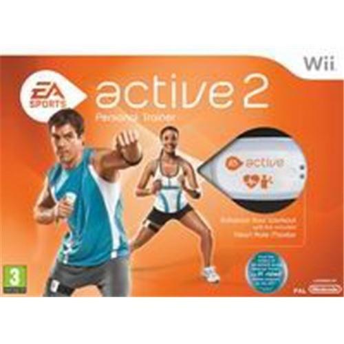 EAGAMES Nintendo Wii - EA Sports Active 2