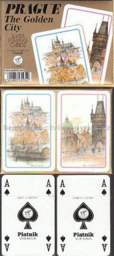 Piatnik Prague - The Golden City