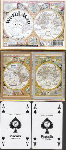 Piatnik World Map