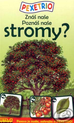 BETEXA Pexetrio Znáš naše stromy?