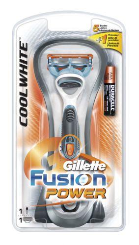Gillette Fusion Cool White Power cena od 0,00 €