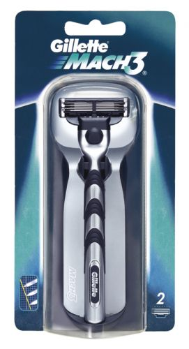 Gillette Mach3 cena od 0,00 €