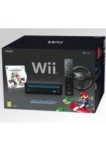 Nintendo Wii Black Wii Fit Plus Pack