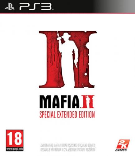 2K games Mafia II Special Extended Edition / PS 3 cena od 0,00 €