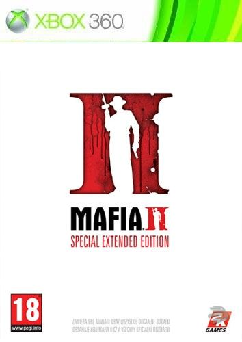 2K games Mafia II: Special Extended Edition / XBox cena od 0,00 €