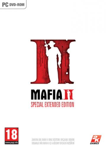 2K games Mafia II: Special Extended Edition / PC cena od 0,00 €