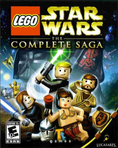 2K games Lego Star Wars Complete Saga / PC cena od 0,00 €