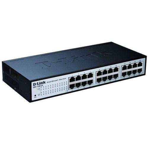 Switch D-Link DES-1100-24 Easy Smart 10/100