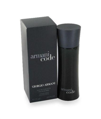 Giorgio Armani Black Code 30ml cena od 34,50 €