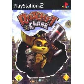 SONY Ratchet & Clank PS2