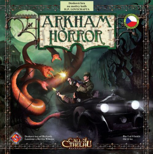 ADC Blackfire Arkham Horror