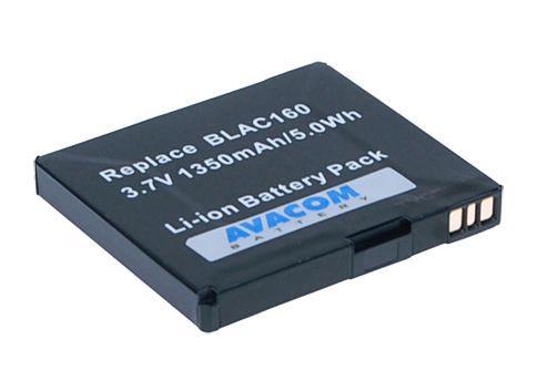 Avacom HTC Touch HD/Blackstone 100 Li-ion cena od 0,00 €