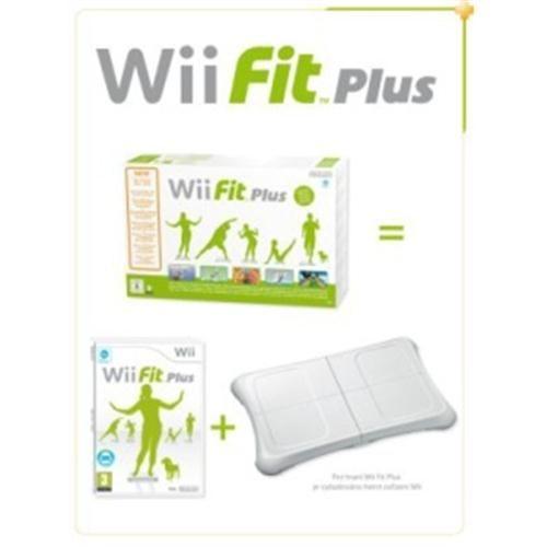 NINTENDO Wii Fit Plus (Wii Balance Board súcastou balenia) [WII]