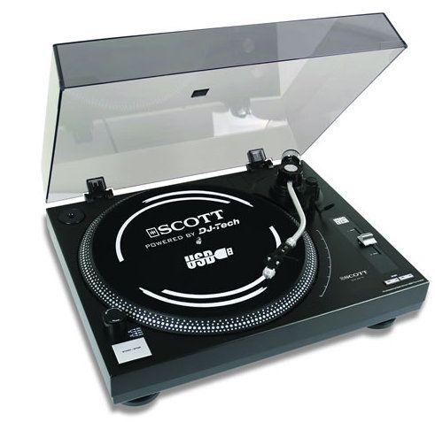 Scott DJX 60 TT DJ