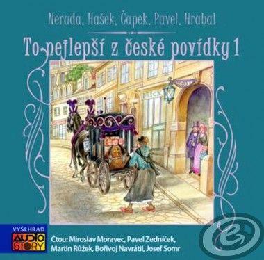 Audiostory To nejlepší z české povídky