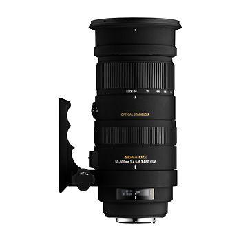 SIGMA 50-500 / 4.5-6.3 APO DG OS HSM Nikon