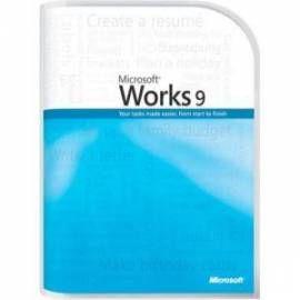 MICROSOFT Works 9.0 Win32 Eng (070-03554)