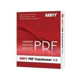 ABBYY PDF Transformer 3.0/Box, CZ (AT30-1S1B01-9) cena od 0,00 €