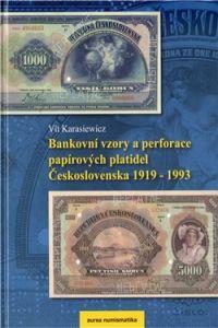 aurea numismatika Bankovní vzory a perfopapírových platidel Československa 1919 - 1993 cena od 0,00 €
