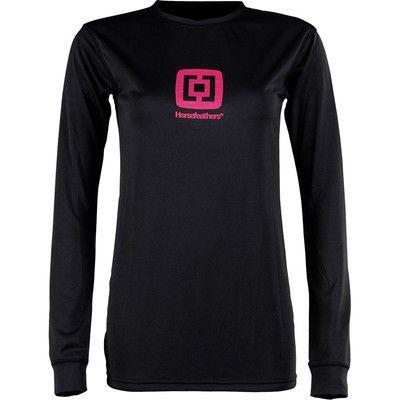 Horsefeathers Claire shirt černé