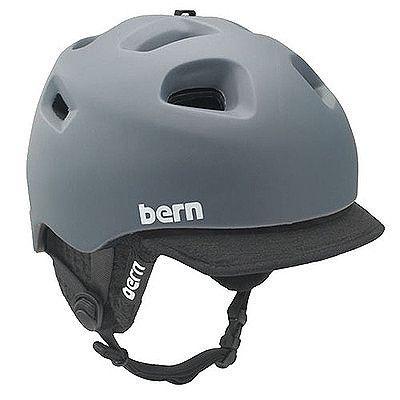 Bern G2 matte grey
