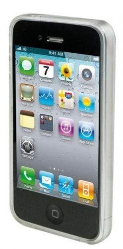 CELLY Gelskin, silikonový obal - APPLE iPhone 4 cena od 0,00 €