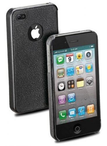 CellularLine SNAP ochranný zadní kožený kryt + fólie - iPhone 4 cena od 0,00 €