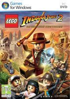 LUCASARTS LEGO Indiana Jones: The Original Adventures 2