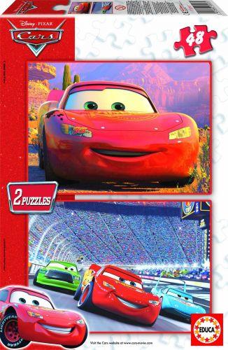 Educa Cars 2x48 dílků