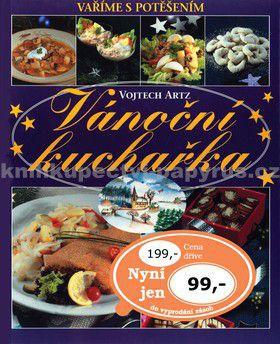 CESTY Vánoční kuchařka cena od 0,00 €