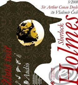 Tympanum Sherlock Holmes Žlutá tvář