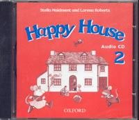 OXFORD Happy House 2 class audio CD