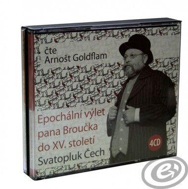popron music Epochální výlet pana Broučka do XV. století - čte Goldflam Arnošt