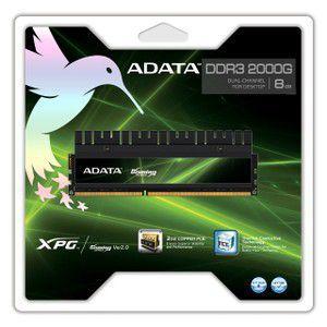 A-DATA 8GB KIT DDR3 2000MHz CL9 XPG Gaming Series cena od 0,00 €