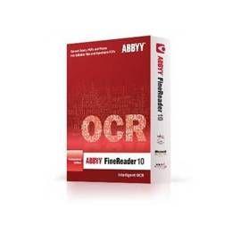 ABBYY FineReader 10 Professional Edition/Box CZ (AF10-1S1B01-9xx) cena od 0,00 €