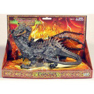 Mac Toys Trojhlavý drak